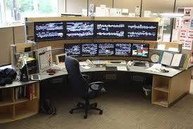 Control Room Desk William Garvey Design Make And Install Control Room Desks