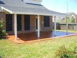 Patio Roof Designs Closed In Patio Outside Pergola Designs 5 Great Ideas For Patio