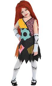 nightmare before christmas costumes collection of sally nightmare before christmas costume kids