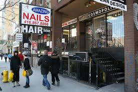 cheap manicure pedicure bars in toronto