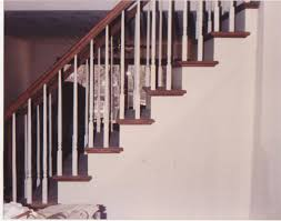 converting closed stairs to open stairs home improvement stack