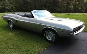 Dodge Challenger 1970 - 1970 dodge challenger r t convertible blog cars on line