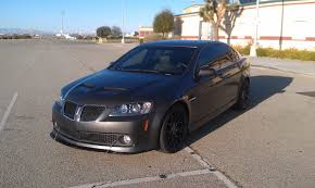 madmat760 2008 pontiac g8gt sedan 4d specs photos modification