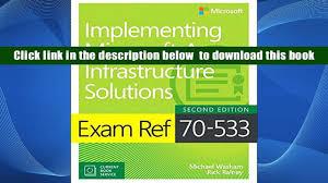 download exam ref 70 533 implementing microsoft azure