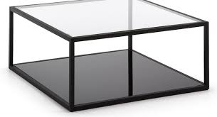 glass square coffee table peugen net