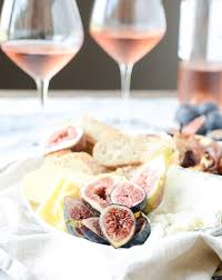 cheese plate goat cheese stuffed figs and an easy summer cheese plate how