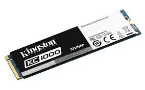 kc1000 nvme pcie ssd u2013 240gb 960gb kingston
