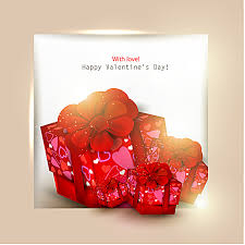 s day card boxes card gift boxes background material