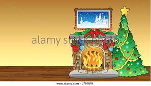 scene drawing fireplace interior stock photos u0026 scene drawing