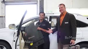 lexus fremont dealer magnussen lexus service tips floor mats youtube