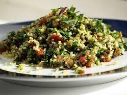 recette cuisine libanaise le taboulé libanais la véritable recette