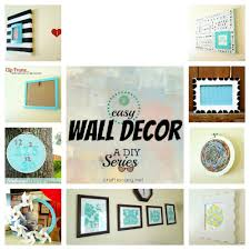 Easy Diy Bedroom Wall Art Craftionary