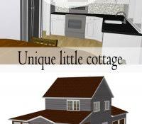 small cabin plans free house plan tiny on trailer ideas the book