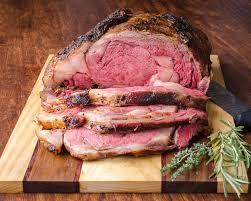 smoked barbecue prime rib roast slap yo bbq