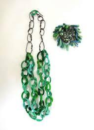 earrings and things plasticwork laracy