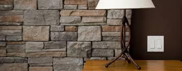 wandgestaltung mit naturstein wandgestaltung mit wandverkleidungen aus kunststein und naturstein