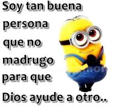 imagenes de minions con frases pin by judith c on chistes pinterest searching