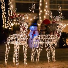 christmas decorations for outside fashionable design ideas outdoors christmas decorations clearance