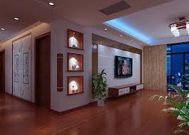 living room displays living room tv wall and display cabinets render night download