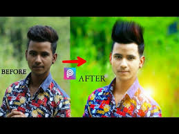 picsart editing tutorial video clean face hide pimples make smart face editing in picsart
