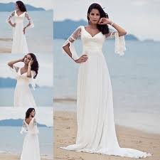 beach wedding dresses that are not white bridesmaid dresses with