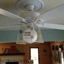 13 ways to upgrade your boring ceiling fan on a budget hometalk