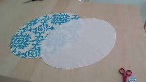 easy diy sewing project table centerpiece paroxa designs