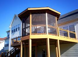 screen porch designs for houses gazebos st louis st louis decks screened porches pergolas by