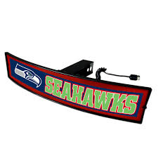 seahawks light up sign seahawks light up hitch cover