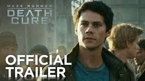 Seeking Official Trailer Maze Runner The Cure Silver Screen Insider