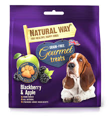 natural way liver healthy dog treats