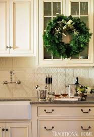 Traditional Home Christmas Decorating Ideas by Decorating Holiday Wreaths Traditional Home