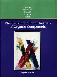 systematic identification of organic compounds wiley shriner