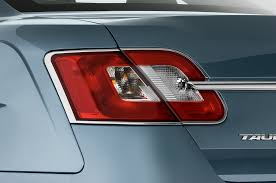 2014 ford taurus tail light 2011 ford taurus limited automobile magazine