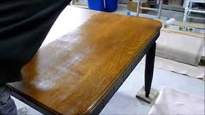 Relooker Une Table Relooking Table Années 30 Youtube