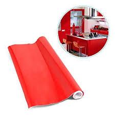kinlo adhésifs décoration cuisine papier peint autocollant 1 rouleau
