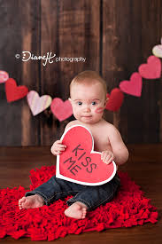 valentines baby s day mini session southeast mn baby photographer
