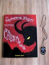 krampus night before christmas