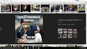 Bears Meme - chicago bears meme edition youtube