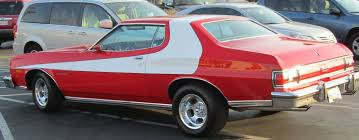 Starsky And Hutch Movie Car Hollywood Show Celebrity Autographs Signing Convention Los