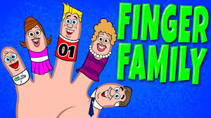finger family song rhyming songs for children and by the