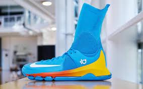 powder blue nike kd 8 elite powder blue sneaker bar detroit