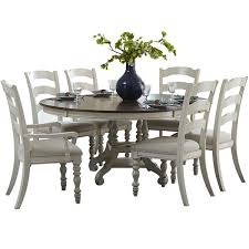 Jcpenney Dining Room Chairs Tucker Hill Wheat Ladder Back Whitewash Pine Round Dining Set