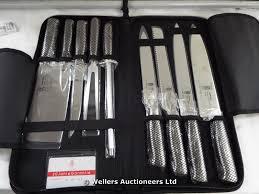 samurai kitchen knives 9 samurai hardened steel knife set grade unclaimed