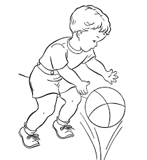 printable 45 boys coloring pages sports 8417 coloring pages