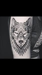40 tribal wolf tattoo design ideas 2018