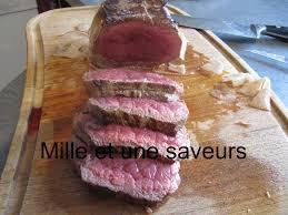 cuisiner un rosbeef rosbeef cuit au cookéo mille et une saveurs dans ma cuisine