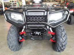 new 2017 honda fourtrax foreman rubicon 4x4 dct eps deluxe atvs in