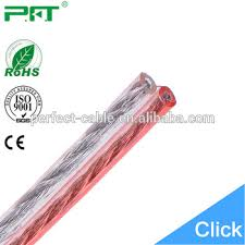 all kind of colored video cables and copper wire speaker cable