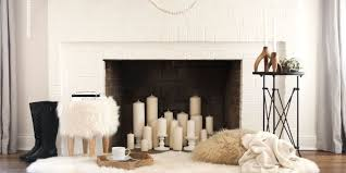 fireplace decor ideas 12 decorating ideas for nonworking fireplace design living room